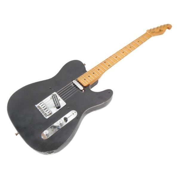 【中古】訳あり Bill lawrence Telecaster テレキャスター 黒 エレキ ギター H3717086