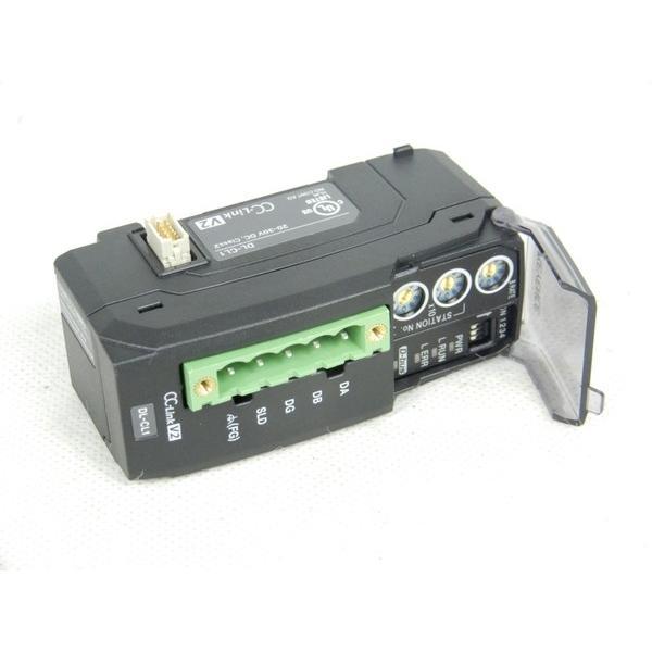 未使用 【中古】 未使用 KEYENCE キーエンス DL-CL1 CC-Link対応通信ユニット CCD透過型デジタルレーザセンサ GV-T K3410457