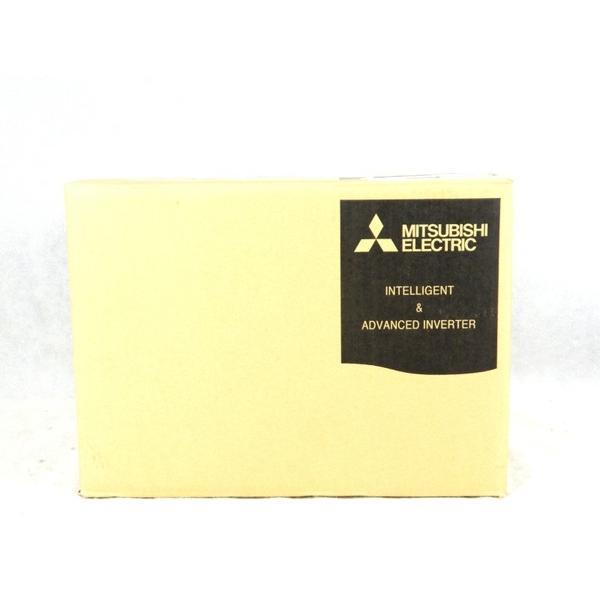 未使用 MITSUBISHI 三菱電機 FR-A820-11K-1 高性能インバータ FREQROL-A800 シリーズ 三相200V インバータ K3703957