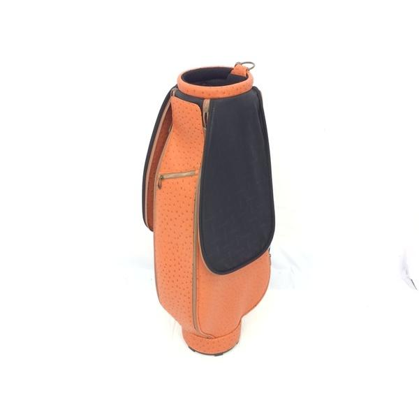 未使用 【中古】 未使用 BRIDGESTONE ブリジストン CBPH41 キャディーバック PKYZ ファイズ 7.5型 3口 ゴルフ K4341504
