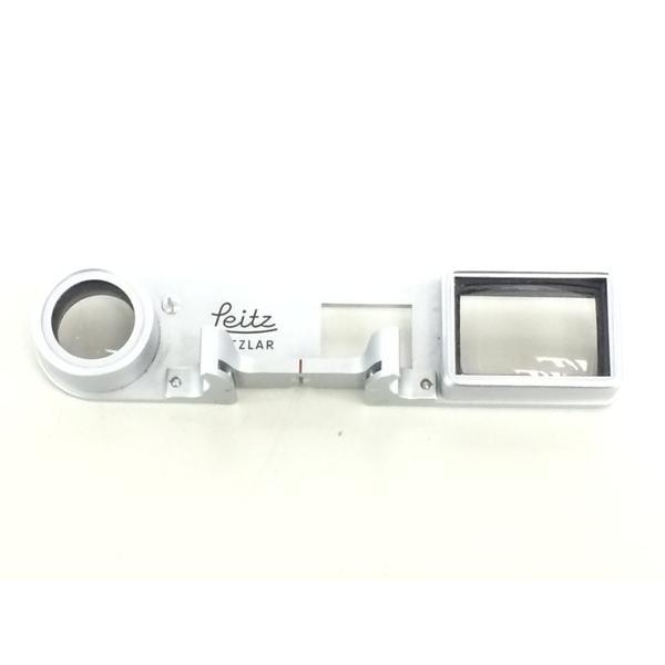 素晴らしい品質 【】  Leitz WETZLAR LEICA メガネ シルバー ライカ ライツ カメラ 周辺 アクセサリ K4476179, しまのだいち f317edf6