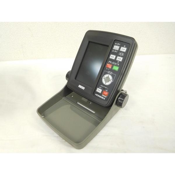 【中古】 良好 HONDA 4.3型ワイドカラー液晶GPS内蔵ポータブル魚探 HONDEX PS-511CN-E 中~東日本 M2530715