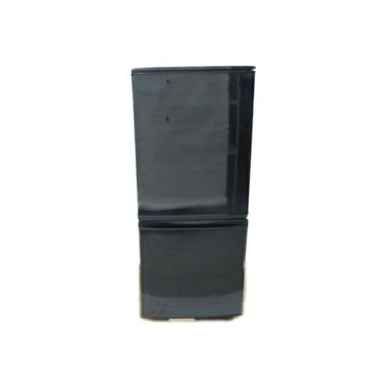 驚きの価格 【 ブラック】 SHARP シャープ 冷蔵庫 SJ-D14A-B 冷蔵庫 137L 片開き 片開き ブラック M2532804, dainago:9301428e --- lighthousesounds.com