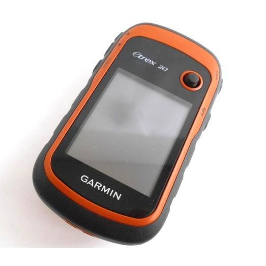【中古】 Garmin etrex 20 ハンディ GPS N2509500