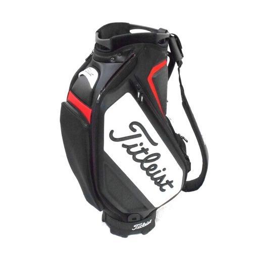 未使用 【中古】 未使用 Titleist タイトリスト TB7SF9 スタッフ バッグ ゴルフ 9.5型 N2545630