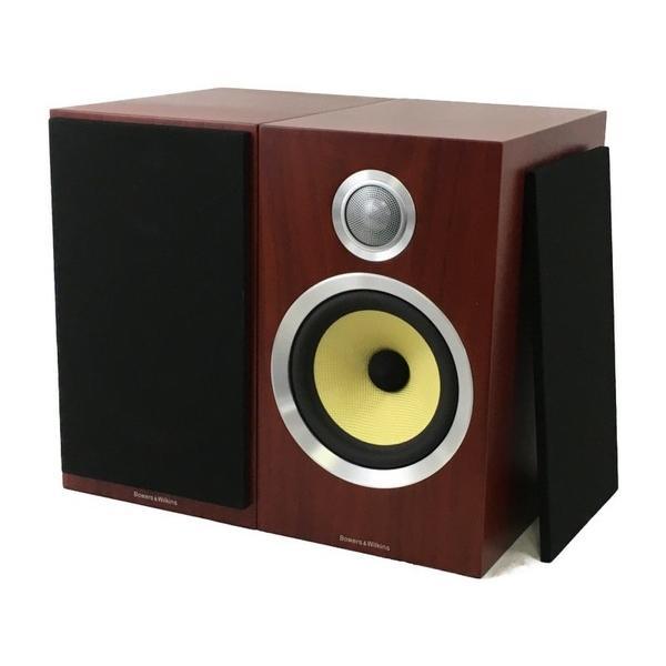 【中古】 Bowers & Wilkins B&W CM5 S2 スピーカー ペア シリアル連番 オーディオ 音響機材 N3967027