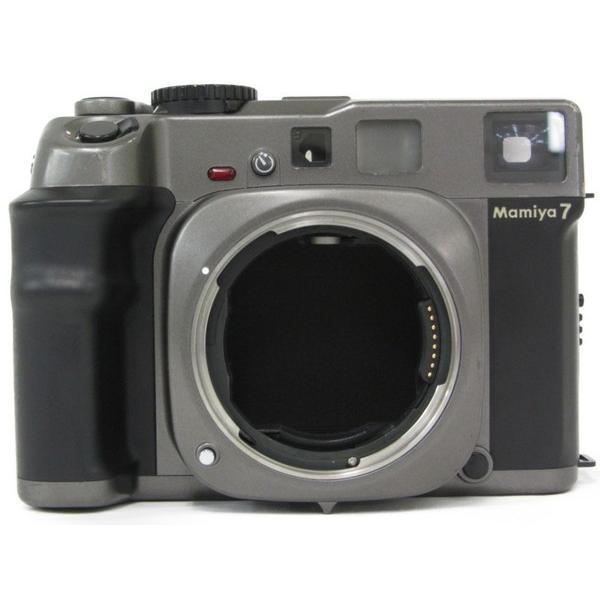 【中古】 Mamiya マミヤ7 ボディフィルムカメラ レンジファインダー 中判カメラ N4227954