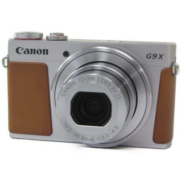 ビッグ割引 【】 Canon Canon キャノン PowerShot コンパクト G9X シルバー コンパクト デジタルカメラ キャノン N4308450, 糸魚川市:e261936e --- viewmap.org