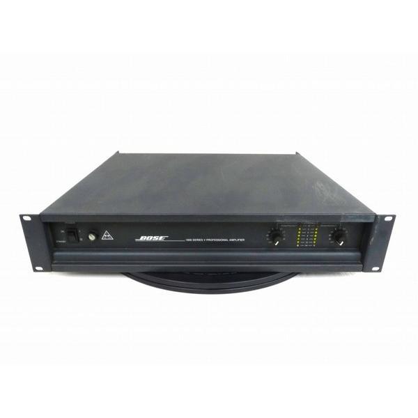 【中古】 中古 BOSE 1800 V プロフェッショナル ステレオ パワー アンプ O3153773