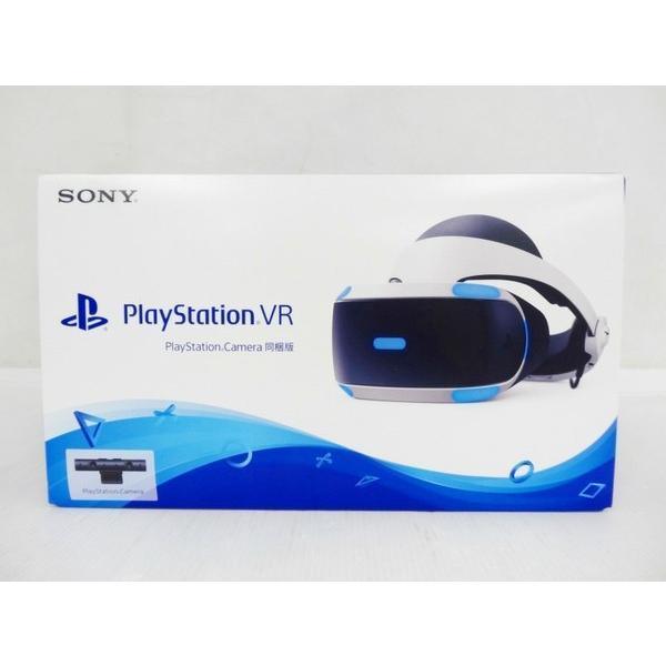 未使用 【中古】 未使用 SONY ソニー PlayStation VR PSVR Camera 同梱版 CUHJ-16003 テレビゲーム O3178130
