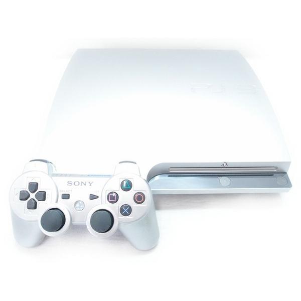 【中古】 SONY PS3 PlayStation3 CECH-2500B 家庭用ゲーム機 320GB ホワイト S2471939
