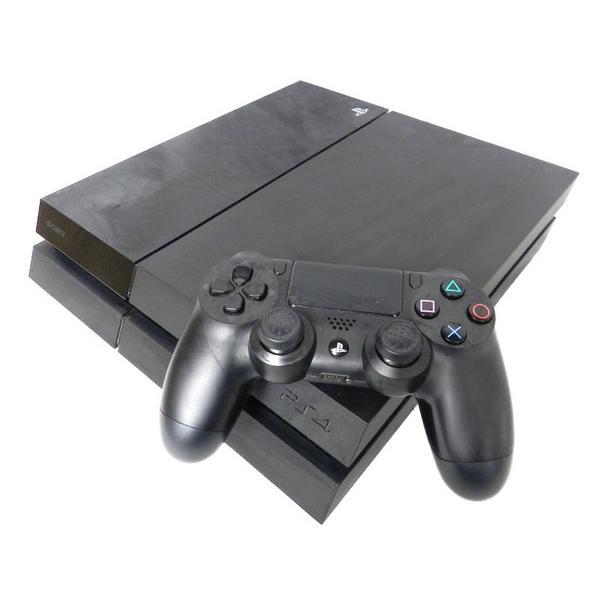 【中古】 中古 SONY ソニー PlayStation4 CUH-1000A B01 ゲーム機 ジェットブラック 500GB S3709697