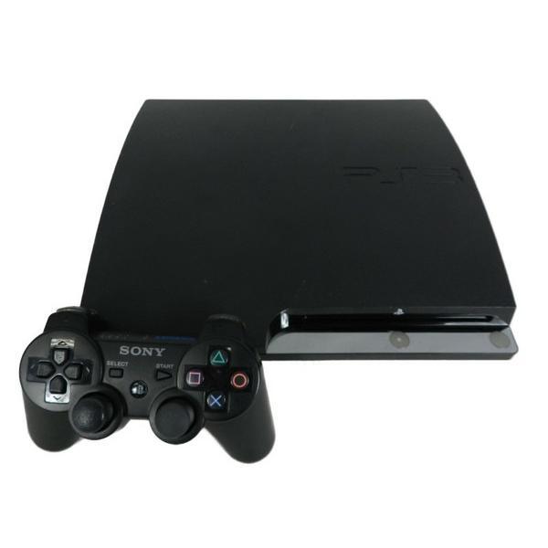 【中古】 中古 SONY PS3 CECH-2500A 160GB ブラック プレステ3 ゲーム コンシューマー S3802660