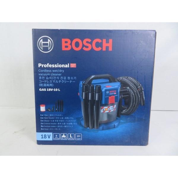未使用 【中古】 未使用 BOSCH GAS 18V-10L 18V-10L 18V-10L コードレスマルチクリーナー 掃除機 S3844843 b44