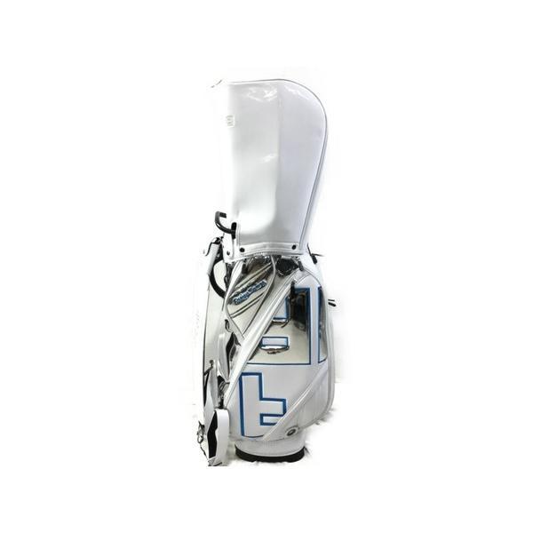 新作人気モデル 【 S3864556】 Design Tuning【】 デザインチューニング キャディバッグ ミラーフィニッシュ ホワイト 2019年モデル 2019年モデル S3864556, ネンリンラボ精油とコスメの専門店:9c6753e0 --- airmodconsu.dominiotemporario.com