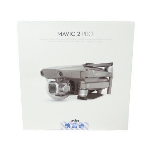 未使用 【中古】 dji MAVIC 2 PRO MAVC2 ドローン 空撮 カメラ 映像撮影 S3882068