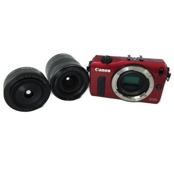最新作 【】 MACRO Canon キャノン EOS-M ボディ EF-M EF-M 18-55 レンズキット IS STM F3.5-5.6 22mm 1:2 MACRO レンズ 一眼レフ カメラ レンズキット S3963753, コイシワラムラ:ca954f06 --- viewmap.org