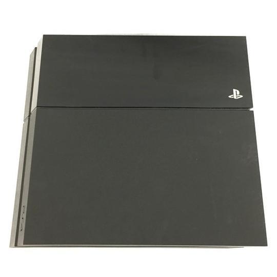 【中古】 SONY PlayStation4 CUH-1000A 500GB ジェット・ブラック T3002601