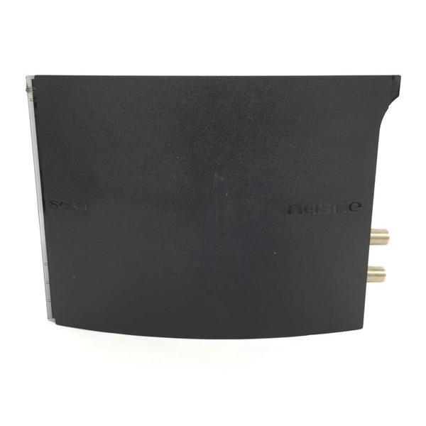 【中古】 SONY nasne ネットワークレコーダー&メディアストレージ CECH-ZNR1J 500GB ブラック T3268376