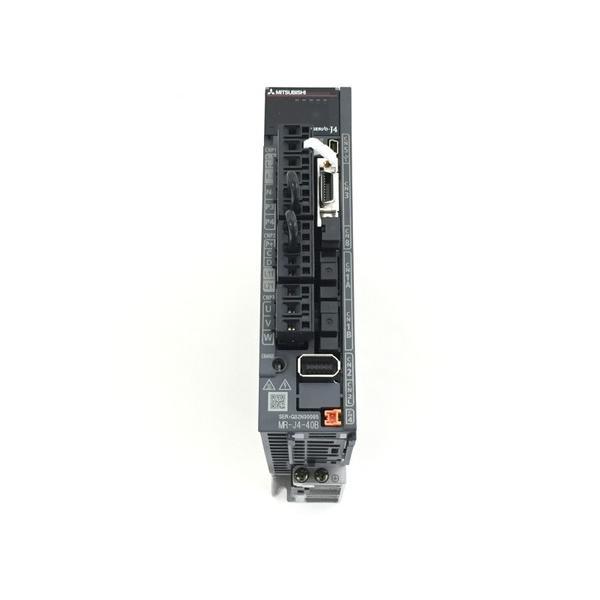 未使用 【中古】 三菱電機 MR-J4-40B サーボアンプ MR-J4-Bシリーズ T3311965