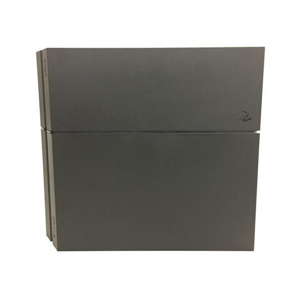 【中古】 SONY ソニー PlayStation4 PS4 CUH-1200AB01 ゲーム機 ジェット・ブラック 500GB T3501813