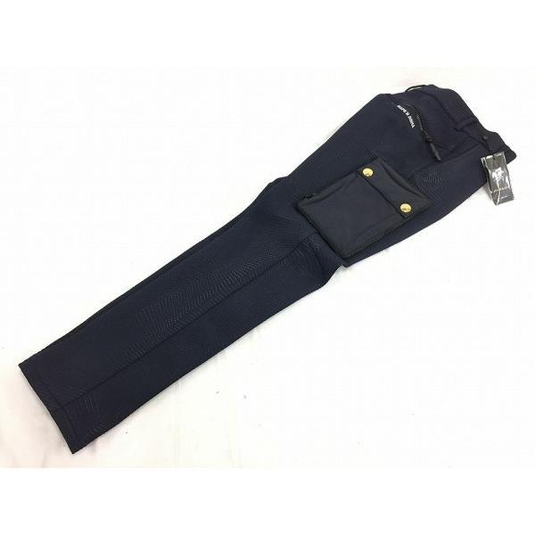 未使用 【中古】 MARK&LONA 黒BOX マーク アンド ロナ ブラックボックス MLBK-18W-T10 Revert Pants T3539287