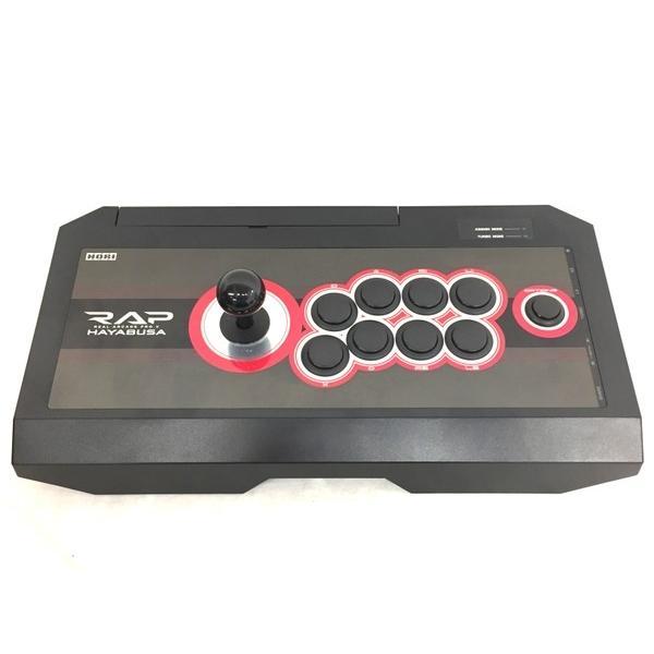 【中古】 HORI PS4-046 リアルアーケード Pro.V RAP HAYABUSA PS4 PS3 PC コントローラー T3546139