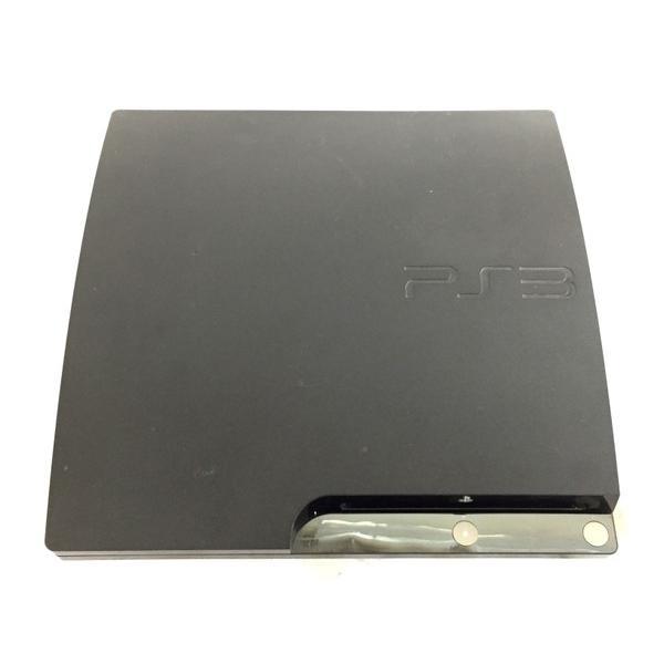 【中古】 SONY CECH-2000B プレイステーション3 PS3 250GB チャコール・ブラック ゲーム T3612692