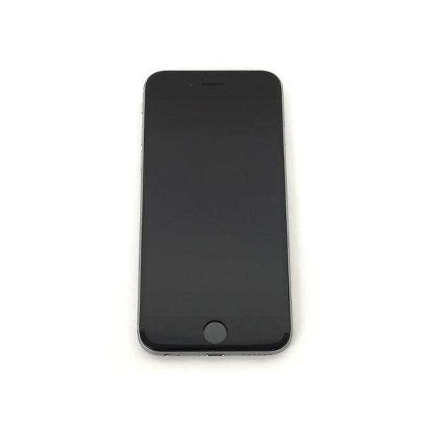 【中古】 Apple アップル iPhone 6 MG472J/A docomo 16GB 4.7型 スペースグレイ スマートフォン  T3945877|rere-store