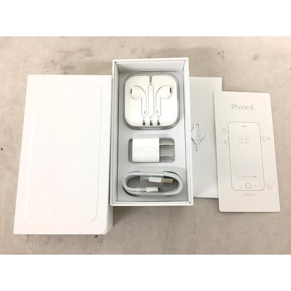 【中古】 Apple アップル iPhone 6 MG472J/A docomo 16GB 4.7型 スペースグレイ スマートフォン  T3945877|rere-store|02