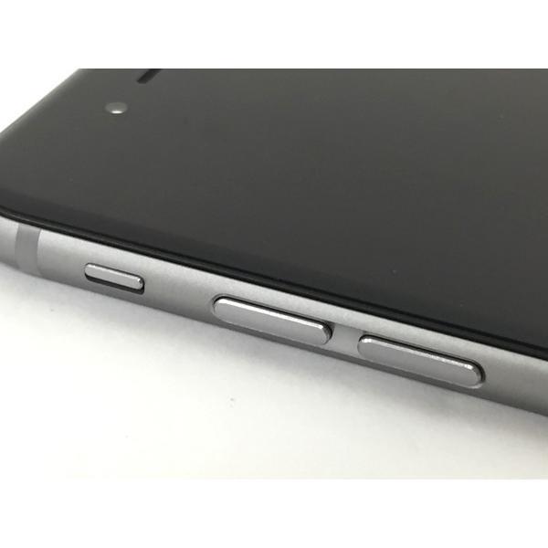 【中古】 Apple アップル iPhone 6 MG472J/A docomo 16GB 4.7型 スペースグレイ スマートフォン  T3945877|rere-store|04