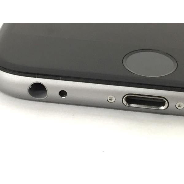 【中古】 Apple アップル iPhone 6 MG472J/A docomo 16GB 4.7型 スペースグレイ スマートフォン  T3945877|rere-store|05