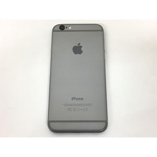 【中古】 Apple アップル iPhone 6 MG472J/A docomo 16GB 4.7型 スペースグレイ スマートフォン  T3945877|rere-store|06