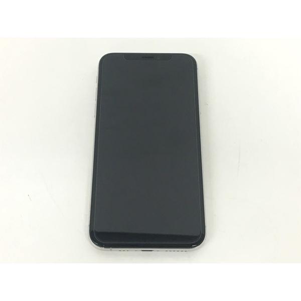 美品 【中古】 Apple アップル MTE42J/A iPhone XS Softbank 512GB シルバー スマートフォン  T4254210 rere-store