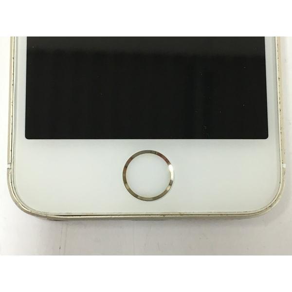 【中古】 中古 Apple アップル iPhone SE MLXP2J/A au 64GB 4.0型 ゴールド スマートフォン  T4315506 rere-store 02
