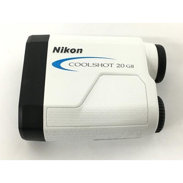 【限定製作】 【】 Nikon COOLSHOT 20 GII レーザー距離計 T4476897, Seduce セデュース 8a177fa0