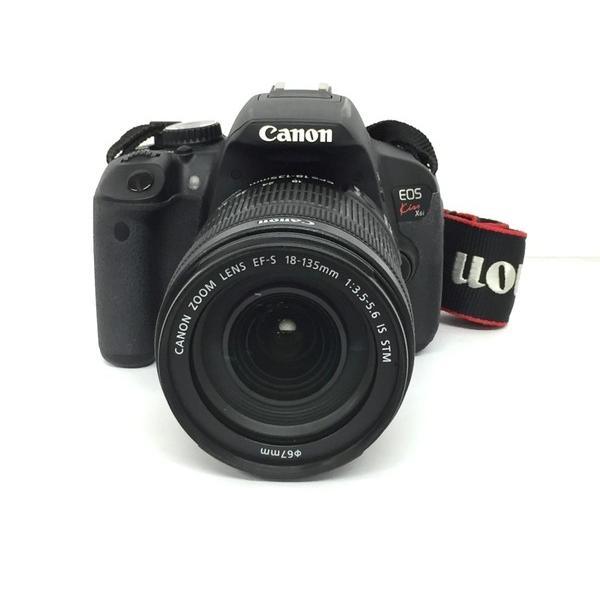 55%以上節約 【】 レンズキット Canon STM EOS Kiss X6i EF-S 18-135 Canon IS STM レンズキット T4509574, 配管サポート:75ca9847 --- viewmap.org
