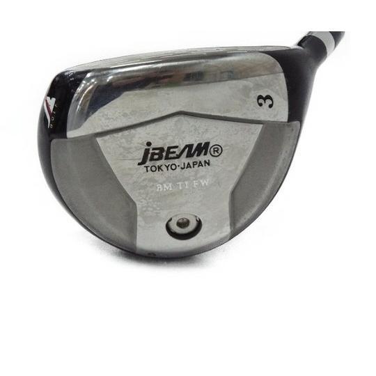 【中古】 中古 jBEAM ジェイビーム BM-TI FW 3W ゴルフクラブ スポーツ W3152727