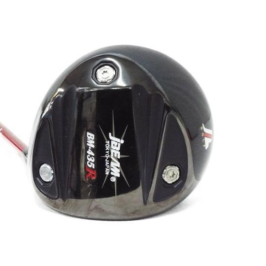 【中古】 中古 jBEAM ジェイビーム BM-435R ゴルフクラブ ドライバー W3153641