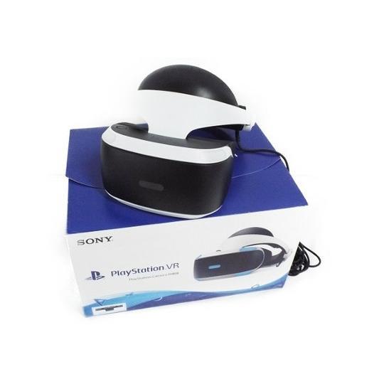 【中古】 中古 良好 SONY ソニー PlayStation VR PSVR Camera 同梱版 CUHJ-16001 テレビ ゲーム W3209650