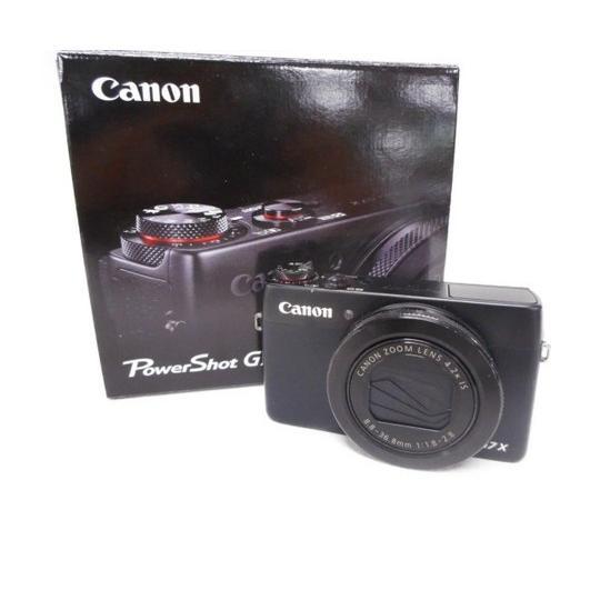 新品 【】 Canon キヤノン Power キヤノン Shot G7X デジタル G7X 嗜好 カメラ コンデジ 趣味 嗜好 撮影 W3328722, ひまつぶし:e8292811 --- viewmap.org