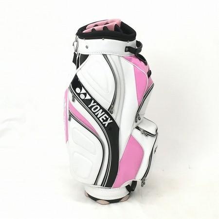 美品 【中古】 YONEX キャディ バッグ レディース ヨネックス ゴルフ 中古 美品 W3601614