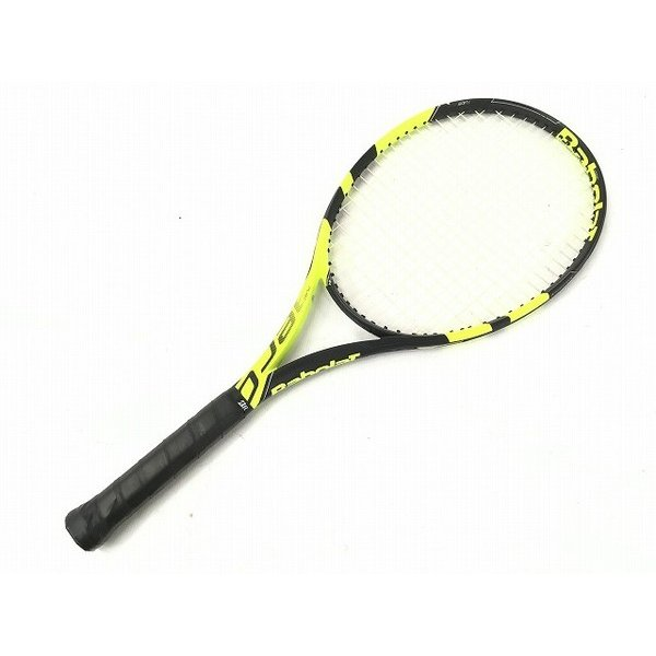 【中古】 Babolat pure aero ピュア アエロ テニス ラケット W4051813