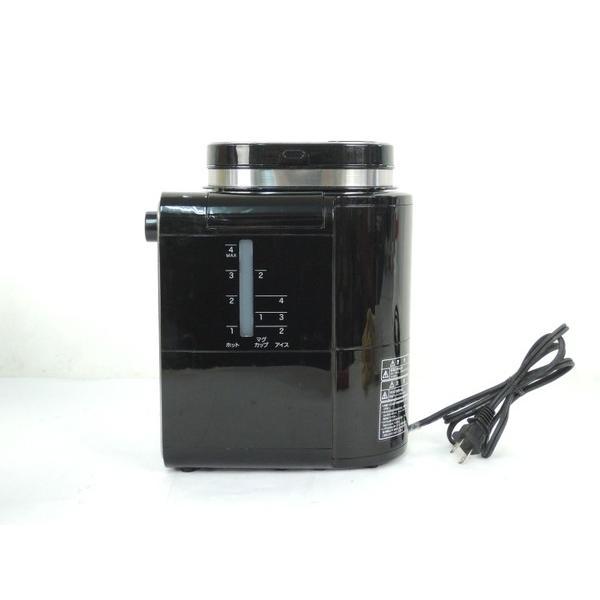 AucSale オークセール SIROCA crossline STC-501 全自動 コーヒーメーカー ブラック ドリップ式  Y2789125|rere-store|02