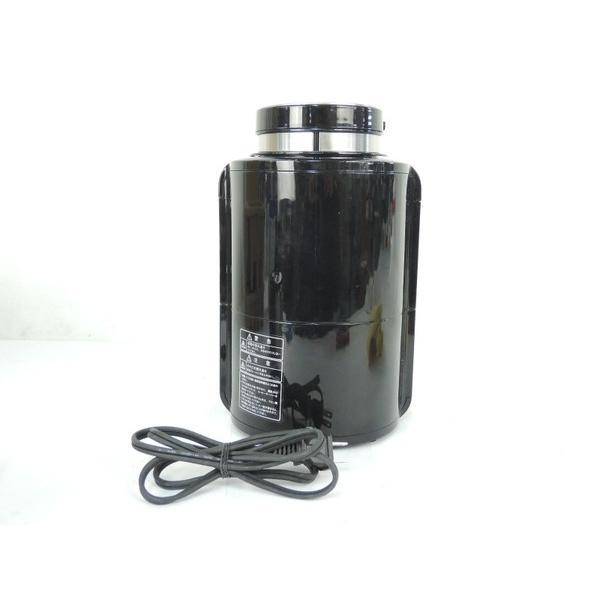AucSale オークセール SIROCA crossline STC-501 全自動 コーヒーメーカー ブラック ドリップ式  Y2789125|rere-store|03