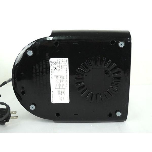 AucSale オークセール SIROCA crossline STC-501 全自動 コーヒーメーカー ブラック ドリップ式  Y2789125|rere-store|04