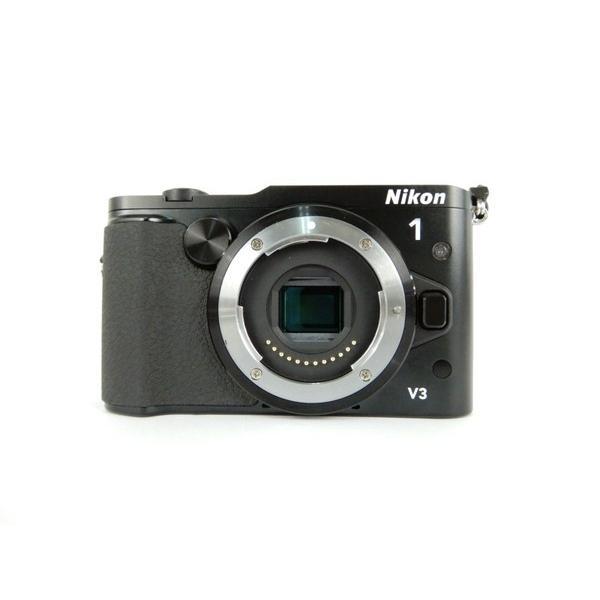 【セール 登場から人気沸騰】 【 Y3357408】 V3 Nikon ニコン ミラーレス一眼 Nikon1 V3 プレミアムキット デジタル カメラ カメラ 一眼 Y3357408, 静岡茶舗:0a2e4b44 --- viewmap.org