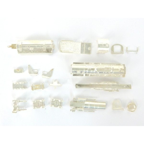 【中古】 天賞堂 C62 2 Sterling 銀 Display Model Assembly Kit 組立式 鉄道 模型 Y3541543