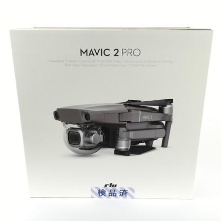 未使用 dji MAVIC 2 PRO MAVC2 ドローン 空撮 カメラ 映像撮影 Y3837636
