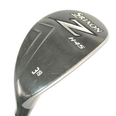 【中古】 DUNLOP SRIXON スリクソン Z H45 3U 19° ユーティリティ ゴルフ クラブ 中古 Y3994095